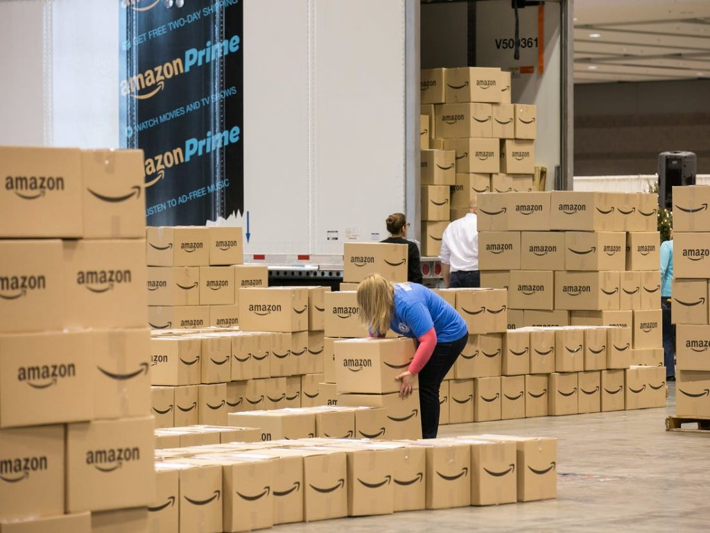Finding products for Amazon FBa